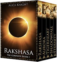Rakshasa: The Complete Book I